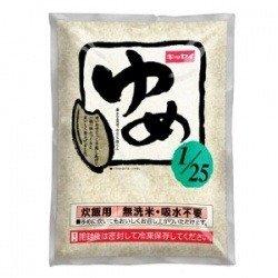 ゆめ 炊飯用 1/25 1kg×6袋