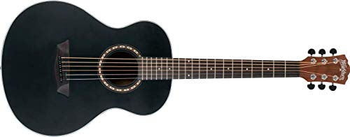 Washburn 6 String Acoustic Guitar, Right (AGM5BMK-A)