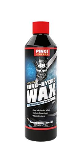 Pingi Wax Auto Schutzwachs Konzentriert Autowachs Nano-Hydro Autopolitur Wachs