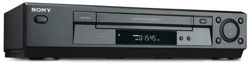 Sony SLV-SX 730 VHS Videoregistratore Nero