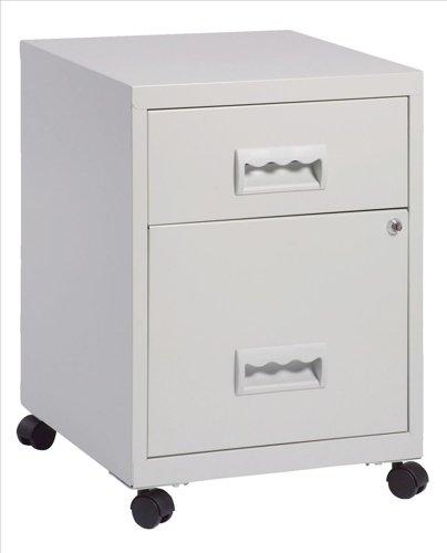 Pierre Henry 2 tiroirs Classeur A4