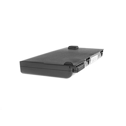 Green Cell Standard Serie BTY-L74 BTY-L75 Laptop Akku für MSI CR500 CR600 CR610 CR620 CR630 CR700 CR720 CX500 CX600 CX605 CX620 CX700 GE700 A6000 A6200 (9 Zellen 6600mAh 11.1V Schwarz)