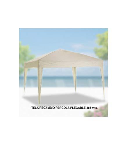 PAPILLON 8043628 Tela Recambio para pergola Plegable Aluminio