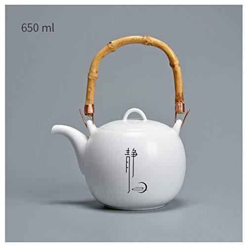 Tetera Teteras 650Ml Teteras de cerámica Juegos de té de P