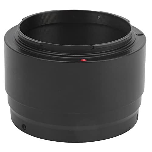 Adaptador de Lente de telescopio Adaptador de telescopio a cámara Adaptador de telescopio a Lente de cámara M42x0,75 mm Anillo para T2 a para Nikon Z Mount Camera Delicado Cómodo