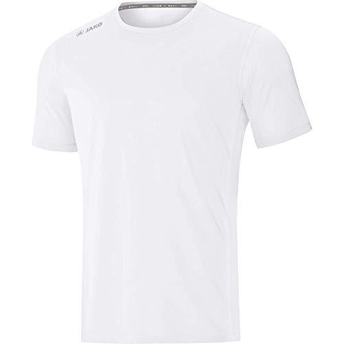 JAKO Run 2.0 T-shirt męski, biały, L