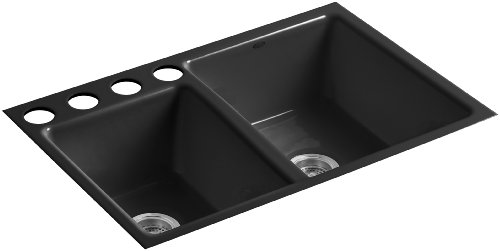 Where to buy KOHLER K-5814-4U-7 Clarity Undercounter Kitchen Sink ...