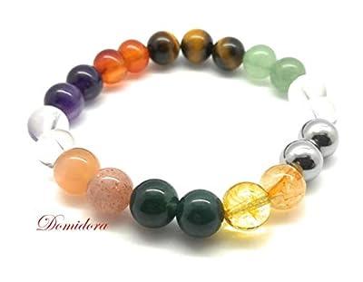 Bracelet Abondance, Bracelet Richesse, Pierres Porte Bonheur, Talisman, Bracelet Pierres Naturelles, Bonne Fortune, Cadeau Femme