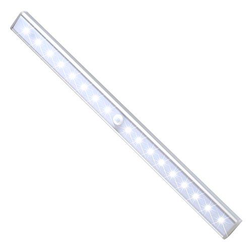 jeswell 24 LED Luz de Armario con detector de movimiento