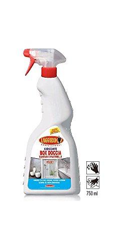 HYGAN KS381 750 ml hygiënische doos douche sanitaire platen verwijdert kalkresten zeep geuren