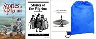 Stories of the Pilgrims Homeschool Kit in a Bag