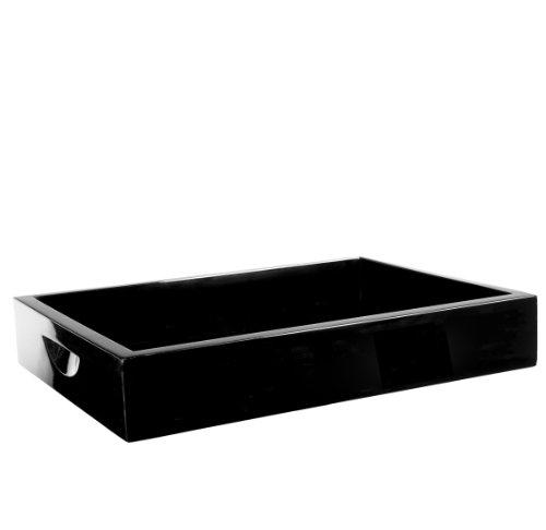 laq Diseño–Bandeja para Galletas–12Compartimento de Piano Lacado–Propia Manufaktur–Adecuado para estándar para Galletas Embalajes de Bahlsen, lambertz