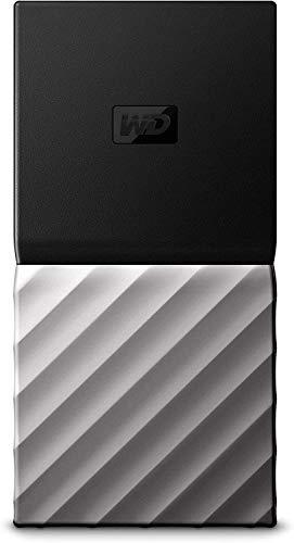 Disco Externo Western Digital MyPassport 1TB USB-C 3.1 - WDBKVX0010PSL-WESN