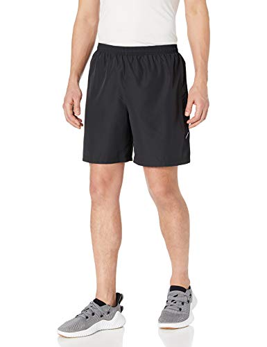 Hanes Men's Sport Performance Run Short, Ebony, Medium