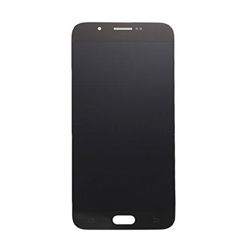 Spart onderdelen vervangen Nieuwe LCD-scherm + Touch Panel for Samsung Galaxy A8 / A8000 (zwart) (Color : Black)