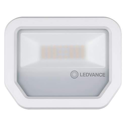 LEDVANCE Faro LED da parete/soffitto / pavimento FLOODLIGHT 20W / 20W 100...277V Bianco Caldo 3000K Materiale cassa: Alluminio, IP65