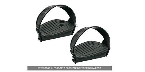 Pedali Cyclette Filetto Fino 1/2 Pollice Diametro Filetto 12 MM