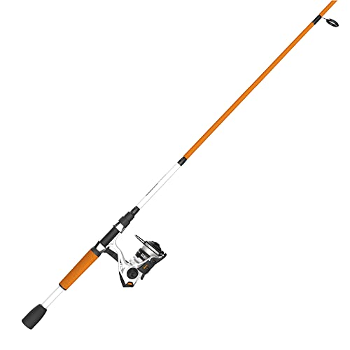 Zebco Roam Spinning Reel and Fishing Rod Combo, 6-Foot 6-Inch 2-Piece...