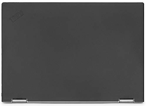 mCover Hard Shell Case for 13.3' Lenovo ThinkPad X380 Yoga Laptop (Black)