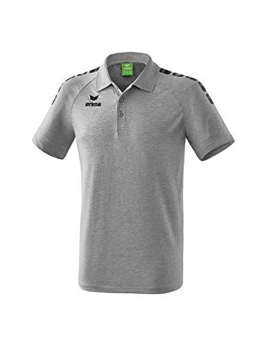 ERIMA Erwachsenen Essential 5-C Poloshirt mit klassischem Polokragen und Raglanärmeln