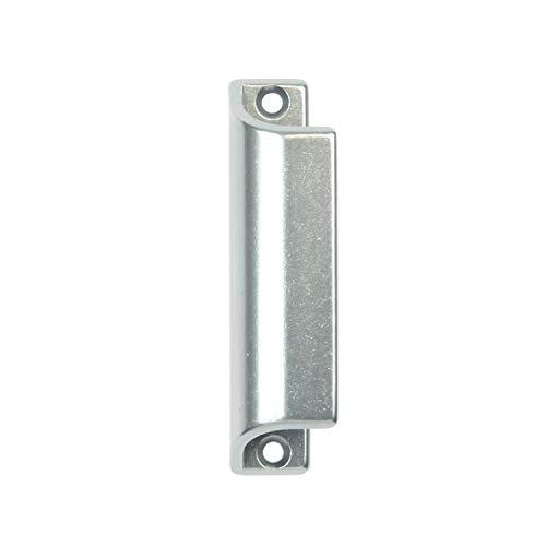 FELGNER Balkontürgriff Vail - F9 Aluminium Stahl - inkl. Befestigungsmaterial - Griff Ziehgriff Terrassentürgriff