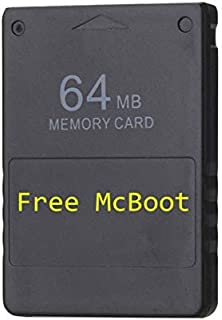 Free McBoot FMCB v1.953 for Sony PS2 Playstation 2 Memory Card 64MB