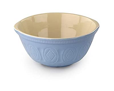 Tala 10B02012 Mixing Bowl, Blue/Cream
