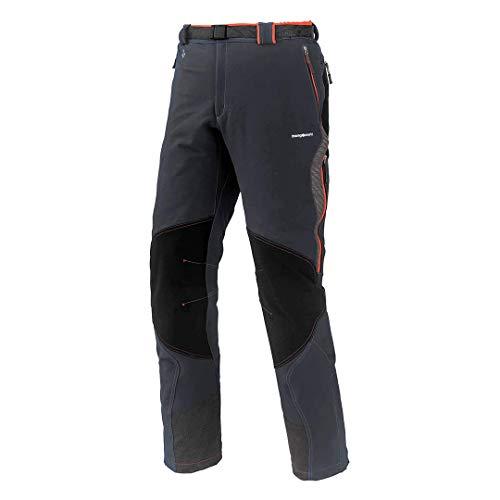Trangoworld pc007175 – 441 – 2 x à Pantalon Long, Homme, Gris (Anthracite)/Noir, 2 x l