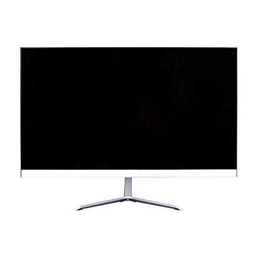 BBOOY LCD Monitor 24 Inches, IPS HD Screen, Ultra-Thin Computer Screen Without Borders, LED Backlight, Gaming, Office, Leisure, and Home Monitor