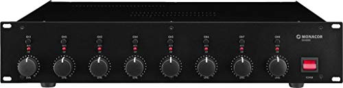 IMG Stage Line STA-850D - Amplificador digital 8 canales