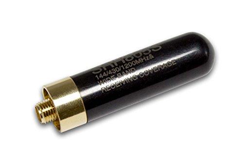 vhbw Antenne SMA weiblich 5cm 144/430/1200MHz 50Ohm passend für Funkgerät z.B. von Kenwood, Baofeng, Bidatong, Albrecht, Motorola, Icom, Yaesu, Vertex