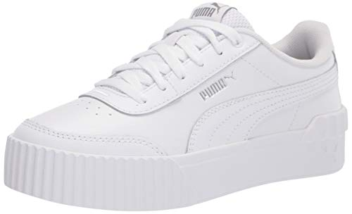 PUMA Carina Lift, Zapatillas Mujer, White, 35.5 EU