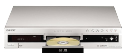 Our #2 Pick is the Sony RDR-GX300 DVD Recorder