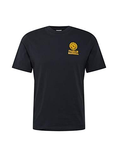Franklin & Marshall Camiseta. Negro S