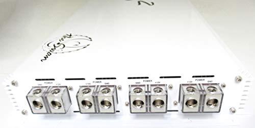 B2 Audio M12FR The Swan 12,000w 2ch Amplifier