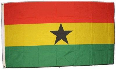 XXL vlag vlag Ghana 150 x 250 cm