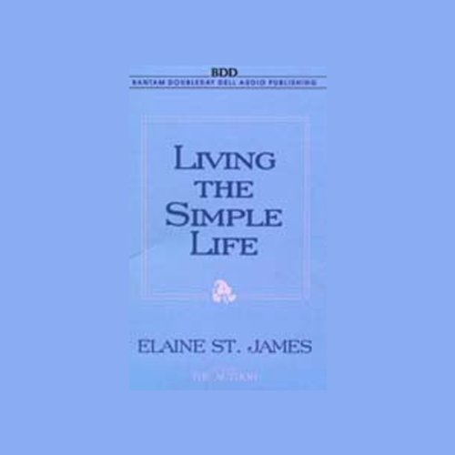 Living the Simple Life  Audiolibri