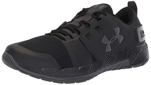 Under Armour Herren Ua Commit Tr X Nm Fitnessschuhe, Schwarz/Charcoal