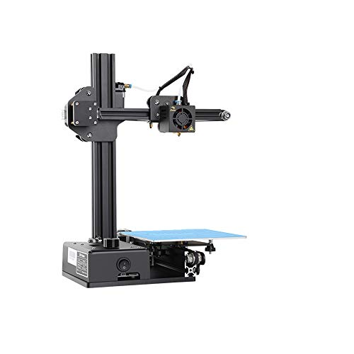 3D Printer Machine DIY Set, Portable Metal Unibody Design Printing Maker, 150X150x200mm Big Printing Size, Fast Assembly Equipment