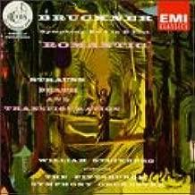 Bruckner: Symphony 4 / R. Strauss: Death & Transfiguration