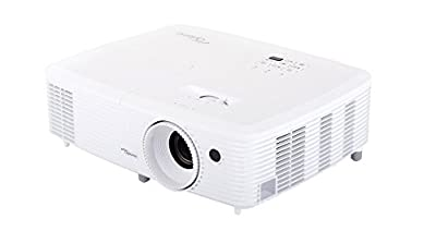 Optoma Laser Home Theater Projector with HDR