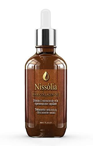 Olio per capelli Rigenerante e Idratante...