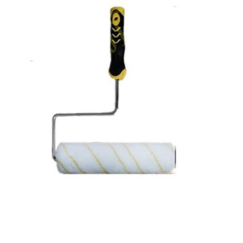 Farbrollerbürste, 10 Zoll lange Haarwalzenbürste, Außenwandfarbe Bodenfarbe Industriebürste 250mm