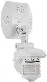 RAB Lighting STL360W Super Stealth 360 Sensor, 360 Degrees View Detection, 1000W Power, 120V, White