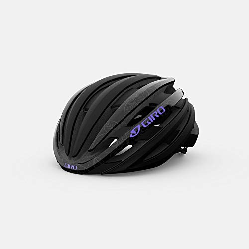 Giro Ember MIPS Womens Road Cycling Helmet - Medium (55-59 cm), Matte Black Floral (2021)