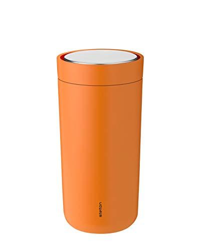 Stelton to Go Click 0,2 l, Soft orange