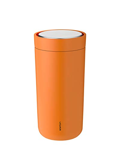 Stelton to Go Click 0,2 l, Soft orange