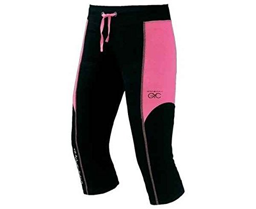 Trangoworld – Ciclon Pants Woman, Couleur Noir, Taille S