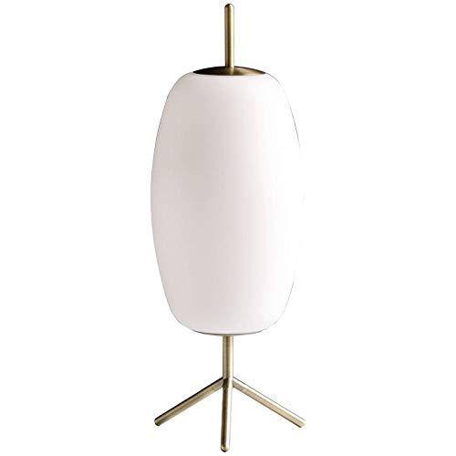 Nordische Tischlampe, dänische Lampen, schlichter und moderner, zurückhaltender Luxus