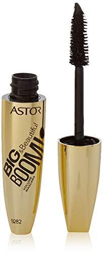 Astor Big & Beautiful BOOM! Volume Mascara – Wimperntusche in Schwarz für Volumen und Länge – Farbe Black 800 – 1 x 12 ml